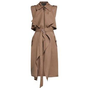 BCBGMAXAZRIA Brielle Trench Coat
